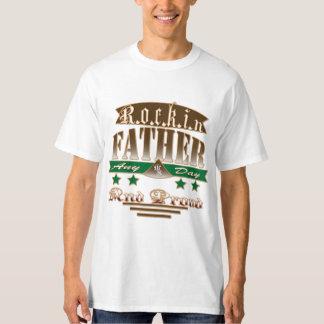 Rockin Father T-Shirt