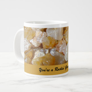Rockin Great Sister! Jumbo Mugs Agates Rocks