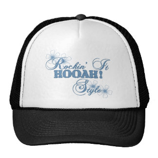 Rockin' It HOOAH! Style Hats