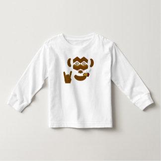 Rockin' Monkey Toddler T-Shirt