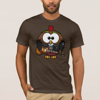 ROCKIN' OWL FUN Graphic TEE