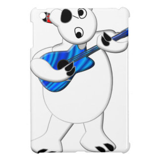 Rockin' Polar Bear with Guitar Case For The iPad Mini