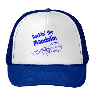 ROCKIN' THE MANDOLIN CAP
