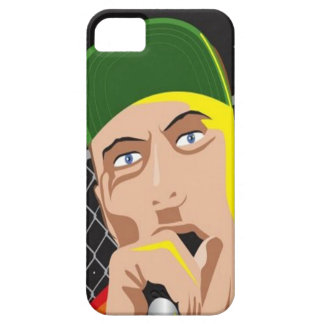 Rockin the Mic - iPhone 5 Case Mate