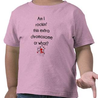 Rockin' This Extra Chromosome Tshirt