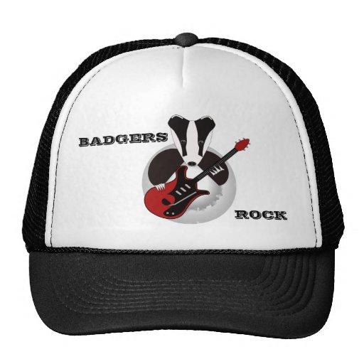 Rocking Badger Hat