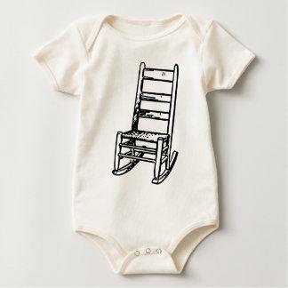 Rocking Chair Baby Bodysuit