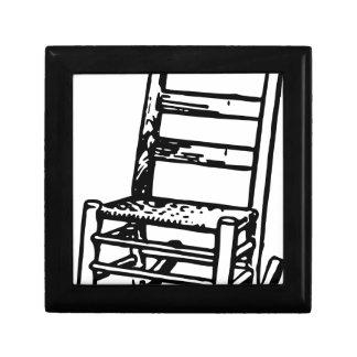 Rocking Chair Gift Box