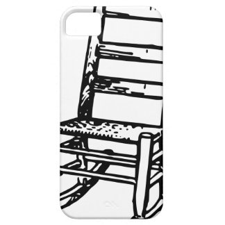 Rocking Chair iPhone 5 Case
