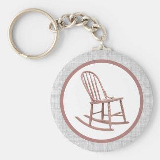 Rocking Chair Keychain