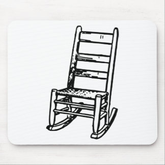 Rocking Chair Mouse Pad