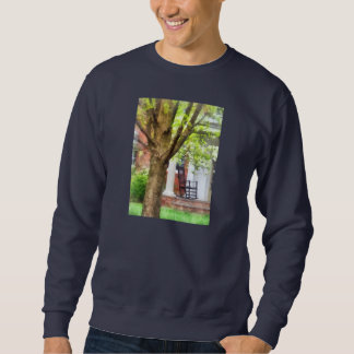 Rocking Chair on Porch Sweatshirt
