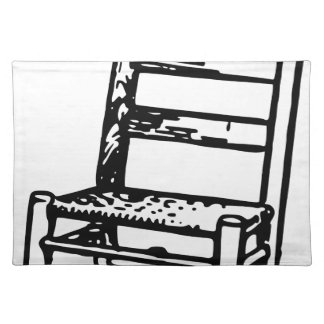 Rocking Chair Placemat