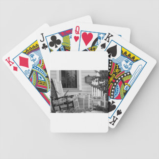Rocking Chairs Bicycle Playing Cards