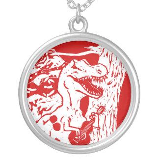 Rocking Dino Custom Jewelry