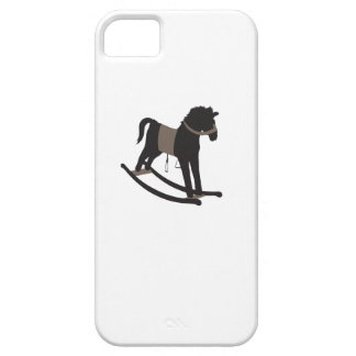 Rocking Horse iPhone 5 Cover