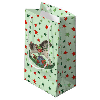 Rocking Horse Small Gift Bag