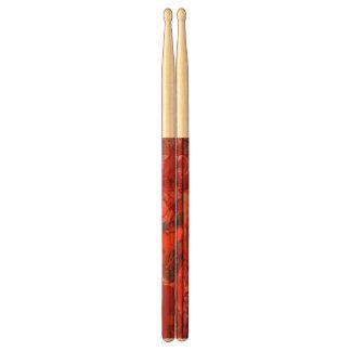 Rocking Red Drumsticks