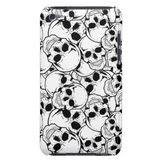 Rocking Skull iPod Touch Cases
