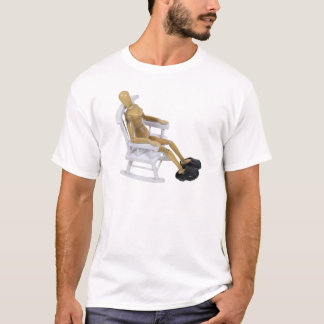RockingChairClogs030310 T-Shirt