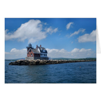 Rockland Breakwater Light notecard - 1