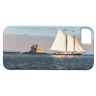 Rockland Breakwater Lighthouse ME iPhone Case 5/5s