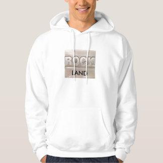RockLand Hoddie Hooded Sweatshirts