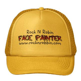Rockn Robbin Cap