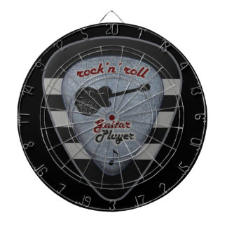 rock'n' roll forever dartboard