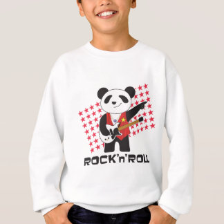 ROCK'n'ROLL PANDA Sweatshirt