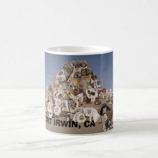 Rockpile Mug, FORT IRWIN, CA Coffee Mug