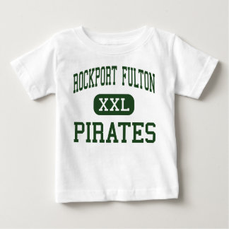Rockport Fulton - Pirates - High - Rockport Texas Baby T-Shirt