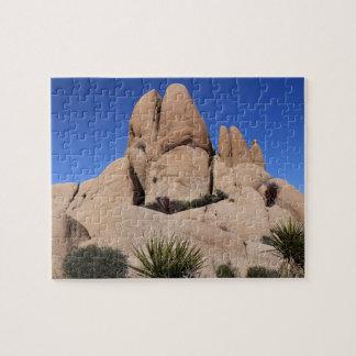 Rocks at Joshua Tree National Park Puzzles