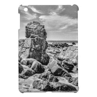 Rocks at Shore in Praia Malhada Jericoacoara Brazi iPad Mini Case