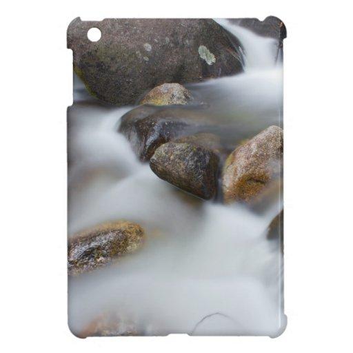Rocks in a river case for the iPad mini