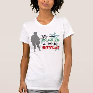 Rocks It M-16 Style! T-Shirt