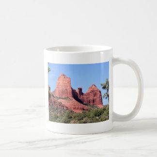 Rocks near Sedona, Arizona Coffee Mug