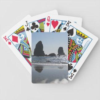 Rocks Ocean Playing Crad Deck Bicycle Playing Cards