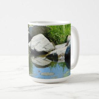 Rocks Reflection Coffee Mug
