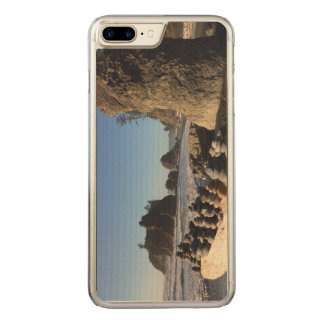 Rocks & Sea Stacks at Ruby Beach Carved iPhone 7 Plus Case