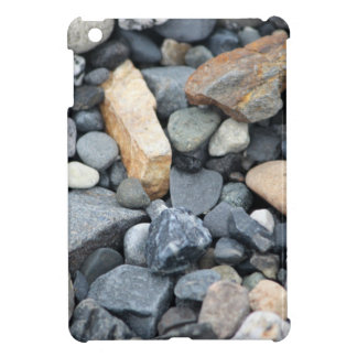 Rocks, stones, and gravel case for the iPad mini