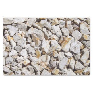 Rocks Tissue Paper