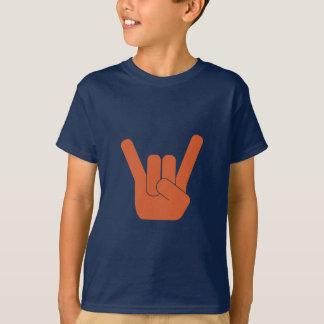 Rocksign Rust Logo T-Shirt