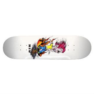 RockSlide Skateboard Deck