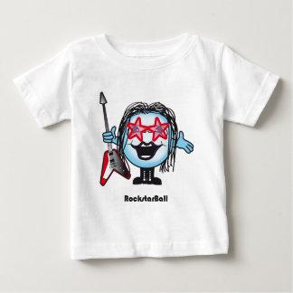 Rockstar Ball Baby T-Shirt
