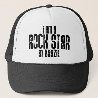 Rockstar In Brazil Trucker Hat