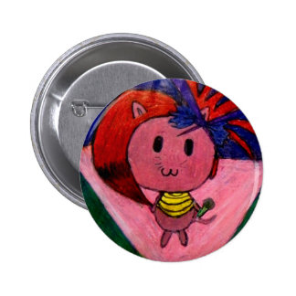 rockstar kitty button