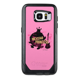 Rockstar Princess OtterBox Samsung Galaxy S7 Edge Case