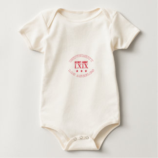 Rockstars And Lovers Brand fashion Clothing Label Baby Bodysuit