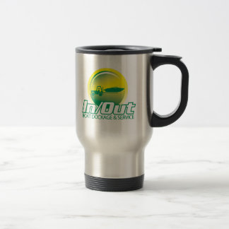 Rockvam Boat Yards, Inc. - in/out service Travel Mug
